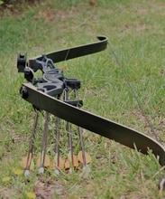 40 фунтів, 50 фунтів полювання та риболовлі стрільба з лука рекурмують набори лука