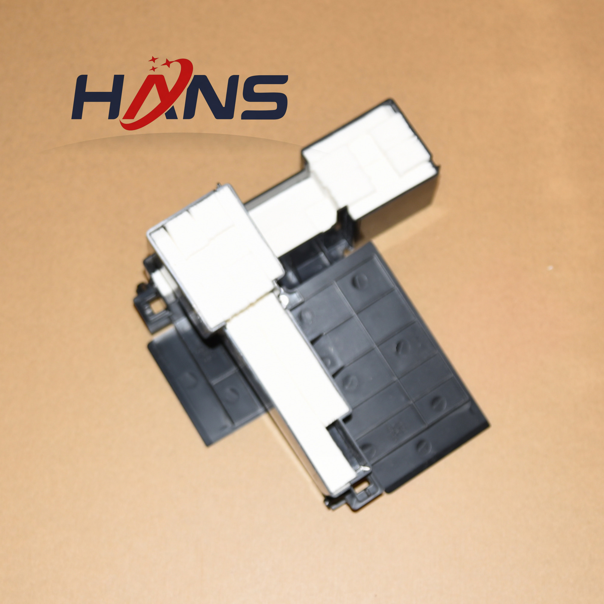 Image 2 - 16PCS Original L301 Waste Ink Tank Pad Sponge for Epson L300 L303 L350 L351 L353 L358 L355 L111 L110 L210 L211 ME101 ME303 ME401-in Printer Parts from Computer & Office