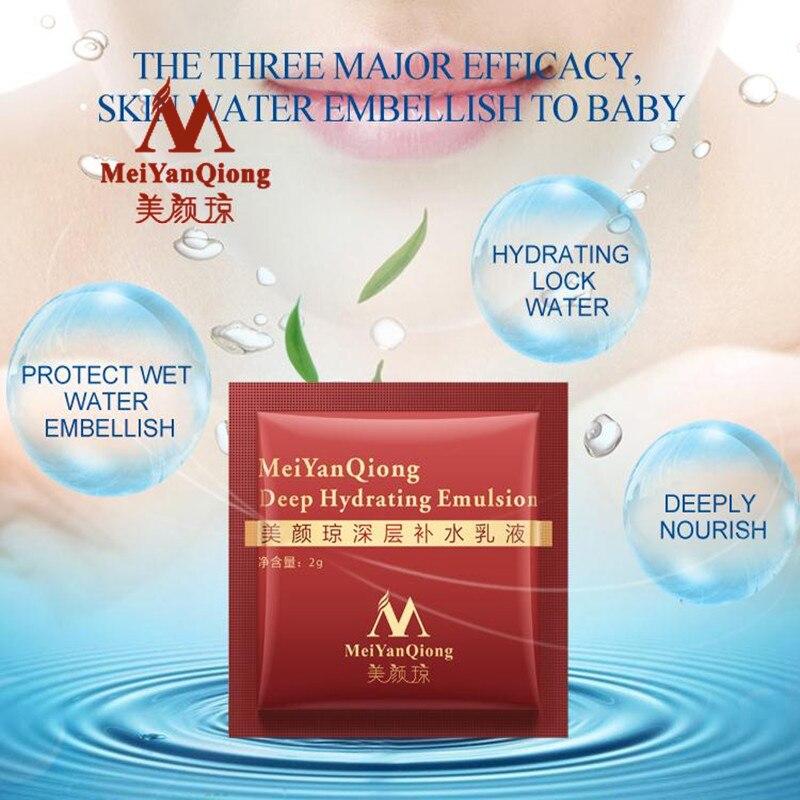 30-150pcs Deep Hydrating Emulsion Hyaluronic Acid Moisturizing Face Cream  For Oily Skin Anti-freckle Cream