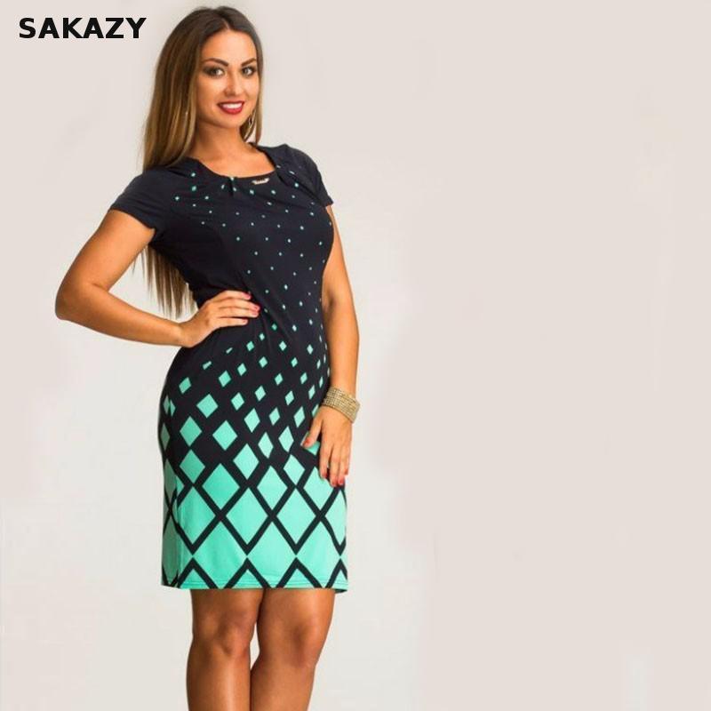Sakazy Robe D Ete Grande Taille 6xl Elegante Et Moulante Manches Courtes Collection Decontracte Leather Bag