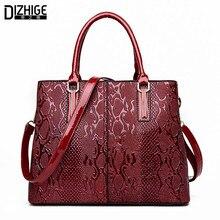 Fashion Serpentine Tote bags for women Luxury Handbags Women Bags Designer Messenger Woman Bag Bolsa Feminina