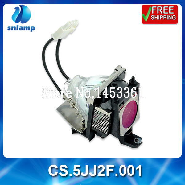 ФОТО CS.5JJ2F.001 replacement projector lamp with housing for MP720P MP625 MP725P