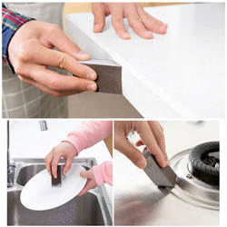 Nano Alumina Emery волшебная губка щетка ржавчины грязные пятна Чистая щетка чаша для умывания дома кухня Чистящая Щетка
