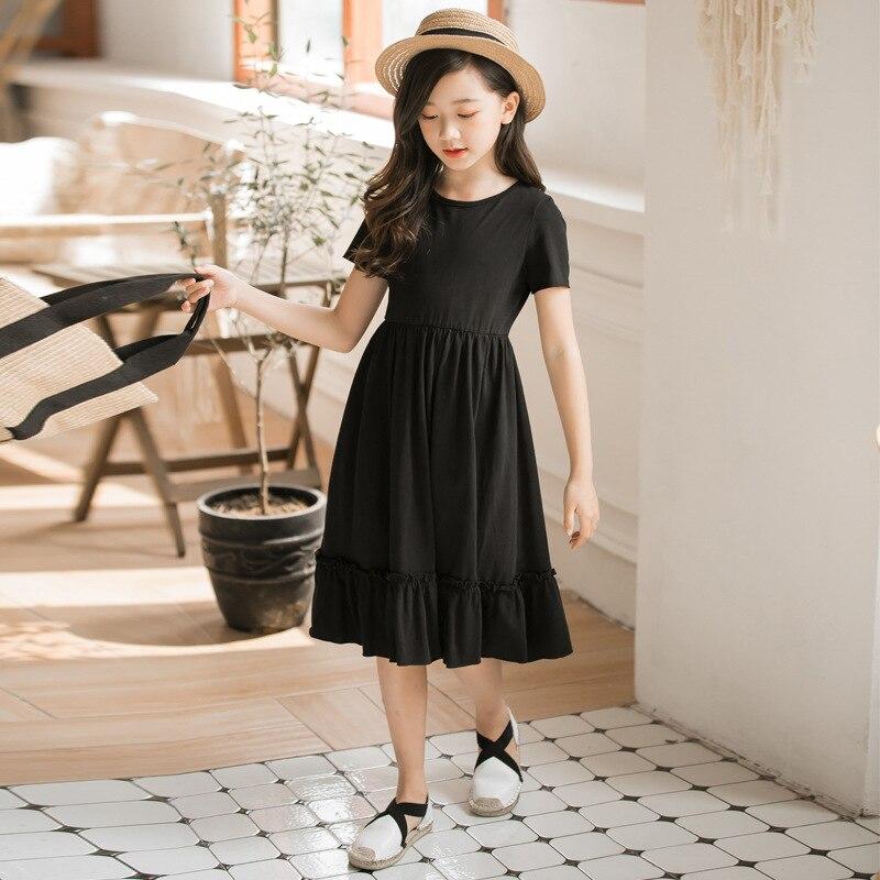 89f1d0ebbe502 2019 New Brand Baby Girls Dress Spring Kids Dresses for Girls Cotton ...