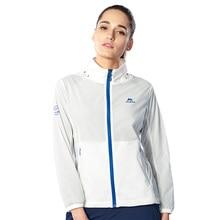 Women's Outdoor Hiking Waterproof Jacket Running Fast Drying Clothing Ultra-thin Skin Coat Sunscreen Moutaineer Top Jacket