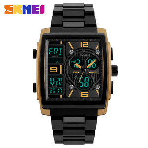 Image 1 - SKMEI 탑 럭셔리 브랜드 남자 스포츠 시계 방수 전자 LED 디지털 손목 시계 남자 시계 Relogio Masculino