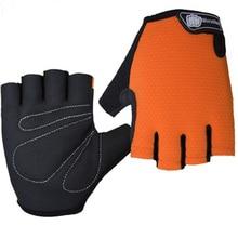 Useful professional wholesale wear-resisting half finger bike cycling gloves