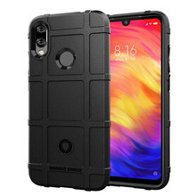 On For Redmi 7 Pro go case Heavy Duty Anti Shock Hard Xiaomi 9 9SE Cover coque Impact Matte TPU Case