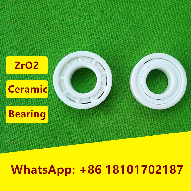 5pcs 6806 ZrO2 full Ceramic bearing 30x42x7 mm Zirconia Ceramic bike bearing MTB bicycle bearing for racing bike wheel BB30 15267 2rs ceramic wheel hub bearing zro2 15267 15 26 7mm full zro2 ceramic bike bearing
