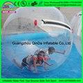 2 m daimeter caminar sobre el agua bola, Globo de Agua, Bola Del Zorb Inflable, Comedor de Bolas de Pintura para la venta