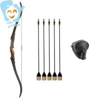 Archery Tag Arrow Equipment Set Outdoor Fun Sports Game Shooting Target Bow Shoot Playground Accessory