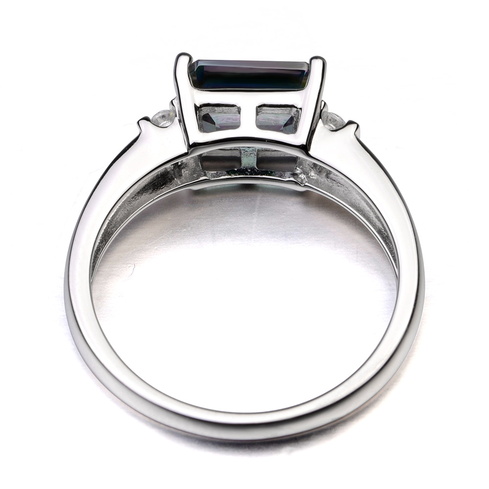 rings men women pride life silver products unisex wedding jewelry groove rainbow partner titanium lgbt center ring