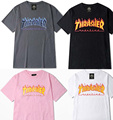 Fashion Tshirt Men Brand 2016 Summer Trasher Cotton T-shirt Skateboard Magzien Hip Hop Hot Tops Tee Shirts Thrasher S-3XL