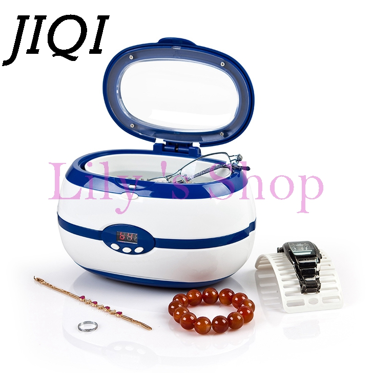 Ultrasonic cleaner application ultrasonic bath of ultrasonic cleaning washing Glasses Jewelry Watch Denture cleaner EU US plug mini ultrasonic cleaning machine digital wave cleaner 80w household glasses jewelry watch toothbrushes bath 110v 220v eu us plug