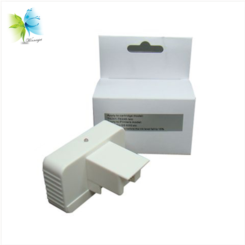 Winnerjet for Epson printer part chip resetter Stylus Pro GS6000 cartidge