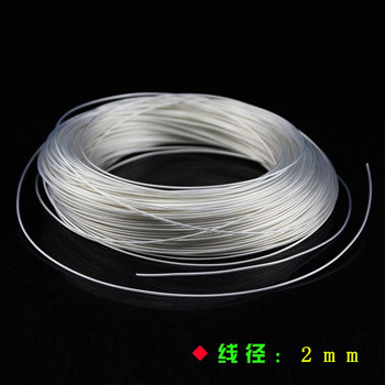 5n single crystal copper silver plated wire 10meters