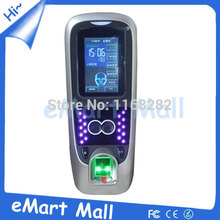 ZK Facial& Fingerprint Recognition Time Attendance And Access Control System iface7 Multibio 700