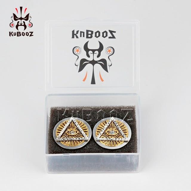 Kubooz 2 шт ушные пробки для пирсинга тоннели носилки сережки