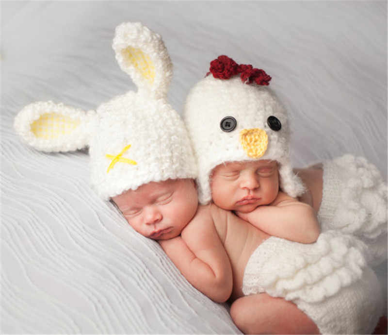 65ea9fe8ce6f0 Baby Cap Crocheted Baby Hat Boy Christmas Outfit New Born Photography Props  Handmade Knitted Photo Prop Infant Accessories