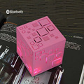 Q + Bright Light  Wireless Bluetooth Speaker mini phone card small stereo subwoofer new free shipping