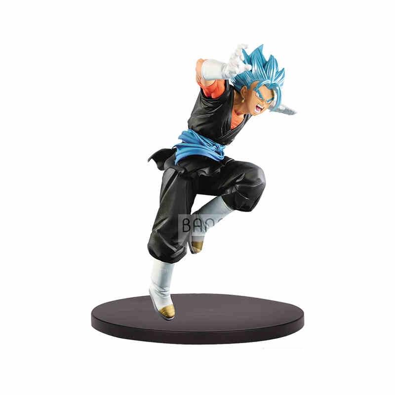 Original Banpresto Anime Dragon Ball Z Super Saiyan Goku Vegeta Blue hair Vegetto Vegito PVC Collection Action Figure Model