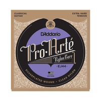 D'addario EJ44 EJ45 EJ46 Pro Arte Nylon Classical Guitar Strings set, Normal/Hard Tension