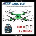 JJRC H31 Водонепроницаемый RC Гул С Камерой Или Нет Камеры 2.4 Г дрон 6 Оси Сопротивление Падать RC Quadcopter 4CH Вертолет vs X5C