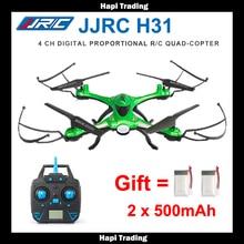 H31 jjrc rc drone com câmera à prova d' água ou sem câmera 2.4g dron Resistência À Queda de 6 Eixos 4CH RC Quadcopter RC Helicóptero vs X5C(China (Mainland))