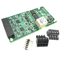 Dual Channel Isolated 16Bit DAC Module / 0 20mA / ± 10V Four wire Voltage Compensation DAC8562/8563