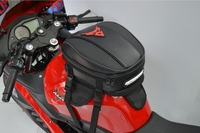 MOTOCENTRIC package for riding motorcycle tank back riding motorcycle tail bags can be fixed helmet can be portable
