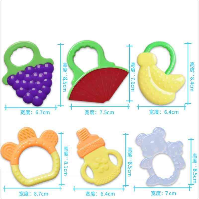 1 шт. милые красочные радужные Кольца Детский Прорезыватель игрушка кроватка на кровать коляску подвесная погремушка игрушка украшение развивающий подарок кукла