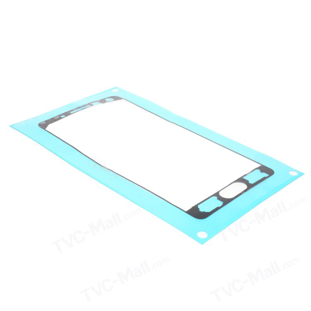 2 pcs/lot LCD Touch Screen Front Housing Frame Glue Sticker Adhesive Tape For Samsung Galaxy A5 A500 Repair Part