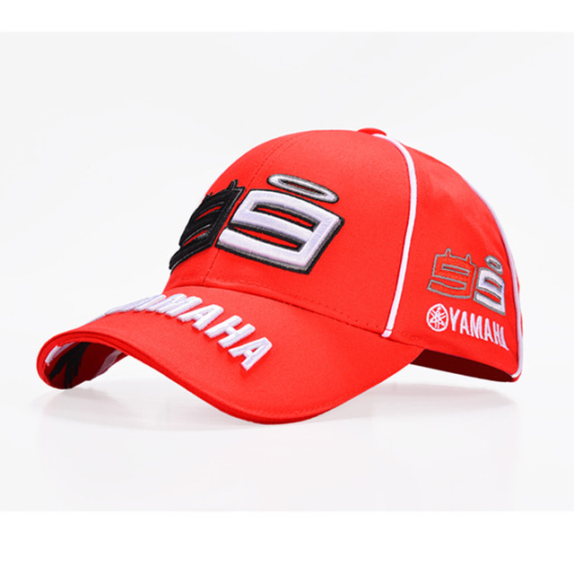 1bc59becba8c6b 2017 High Quality MOTO GP 46 Motorcycle 3D Embroidered F1 Racing Cap Men  Women Snapback Caps