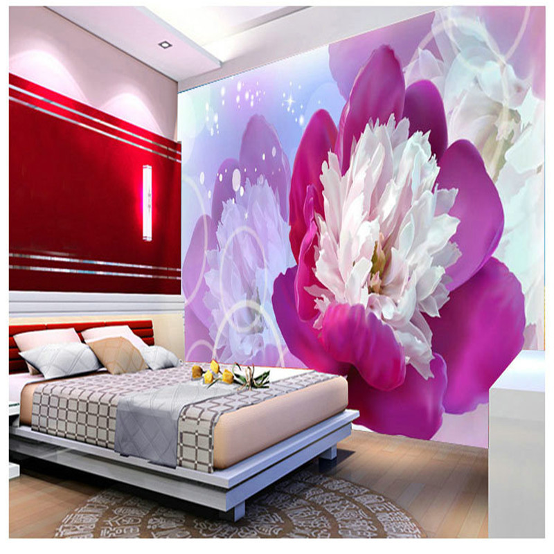 Large 3d Background Wall Pater For Bedroom Room Decoration Width 1m Wholesale In World Market Moq 2pcs In Wall Stickers From Home Garden On Aliexpress Com
