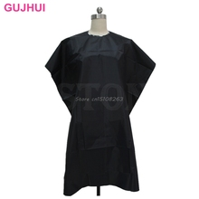Adult Salon Hair Cut Hairdressing Barbers Hairdresser Cape Gown Cloth Waterproof #Y207E# Hot Sale