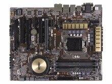 Free shipping original motherboard for ASUS Z97-A LGA 1150 DDR3 32GB for I3 I5 I7 cpu Z97 desktop motherboards