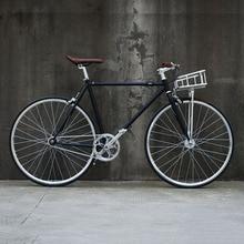 Fixie bicicleta 700C engranaje fijo bicicleta pista bicicleta de una sola velocidad Retro bicicleta de carretera 700C marco vintage 48cm 52cm
