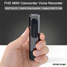 STTWUNAKE Mini Kamera DV Ununterbrochene Aufnahme 1080P Volle HD Nachtsicht Micro Kamera Sport Camcorder Voice Video Recorder