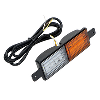 Super Bright Emergency Lights Car Truck Lorry Side Lamp 30 LED Warning Light Signal Flashing 12