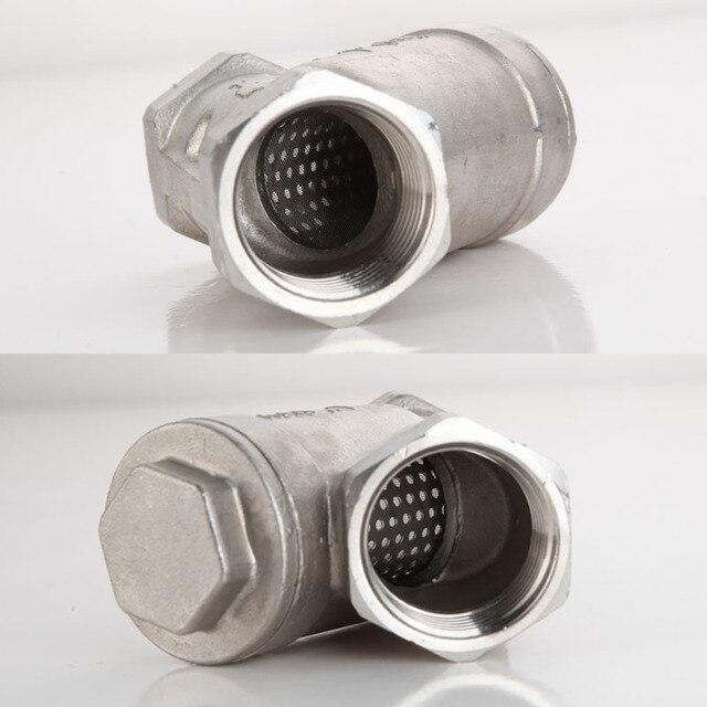 Dn6(1/4 дюйма) dn10 (3/8 bspt мама ss304 нержавеющая сталь y