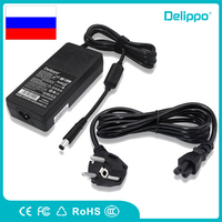 Delippo Replacement Battery Chargers For Hp 8710p Laptop Power Supply 18 5V 6 5A 120W