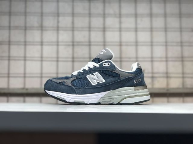 US $67.9 23% OFF|New Balance 993 Men's Jogging president Shoes Badminton Shoes 3 color for outdoor shoes in Badminton Shoes from Sports &