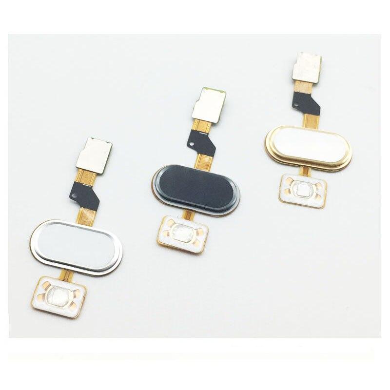 Original New Fingerprint Flex Cable For Meizu M3S Home Menu Button Flex Cable Repair Parts