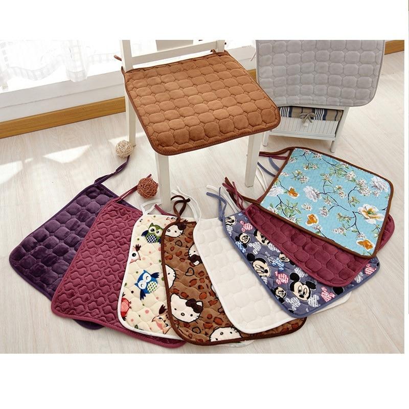 New Multi-size Cushion Decorativas Sofa,Cushion For Chair,Office Seat Cuscini Decorativi Computer Chair Pad