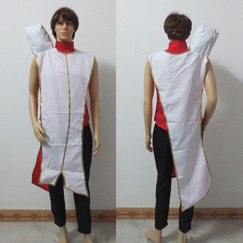 LOL The Virtuoso Khada Jhin Cosplay Costume Custom Made Any Size