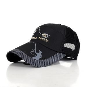 Image 1 - 2018 Brand New Simms outdoor sport Men fishing cap letter fishing caps baseball cap bucket hat sunshade hat free size
