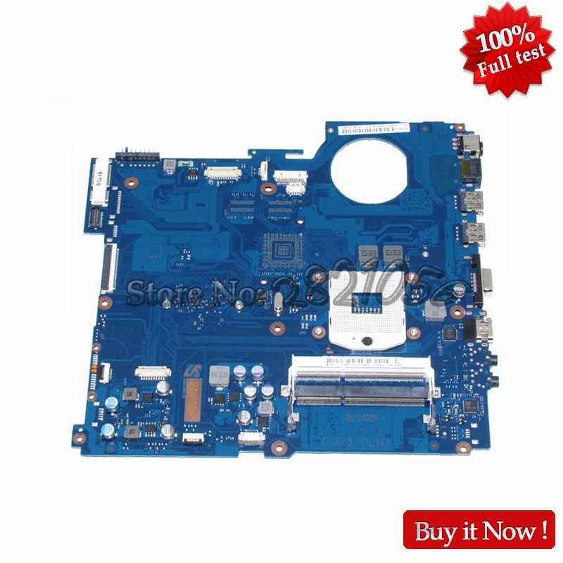 NOKOTION BA41-01432A For samsung RV511 RV509 Laptop Motherboard BA92-07699A BA92-07699B HM55 DDR3 Full tested notebook motherboard for samsung np550 np550p5c n13p gt a2 gt650m ba92 09094a ba41 01898a tested ok free shipping