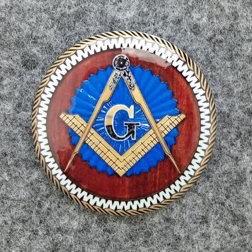freemason metal brooches top quality mason badges pins europe masonic round medals wholesale in. Black Bedroom Furniture Sets. Home Design Ideas