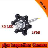 1 PCS Pipe Inspection Well Endoscope Underwater Camera Waterproof CCTV System Accessories Night Version IP68
