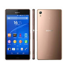 Original new Sony Xperia Z3 D6603 LTE Mobile Phone 5.2